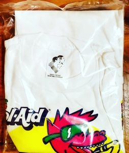 Vintage Rare Deadstock 90s Youth Kool-Aid T-Shirt